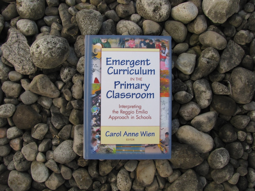 emergent curriculum An overview of emergent curriculum, what it is, how it works, etc.