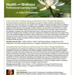 Health and Wellness Series