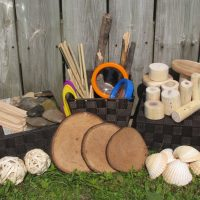 Natural Building Materials for Infants & Toddlers