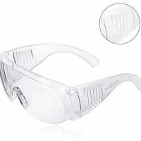 clear safety goggles product